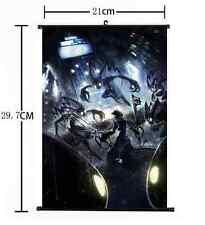 "Hot Japan Anime Kingdom Hearts Ventus Home Decor Poster Wall Scroll 8""x12"" A"