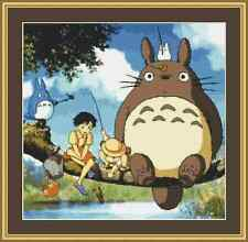 Totoro Cross Stitch Kit