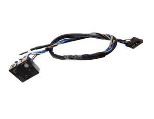 HP z220 z230 Power Button / LED Cable Assy 640982-001 642093-001
