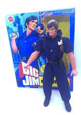 Big Jim Agent secret en boîte_espionnage_vintage jouet rare ancien_Mattel 1981