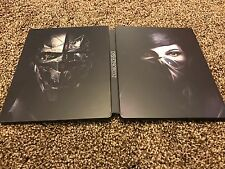 "Dishonored 2 Collector's Edition ""Legacy"" Steelbook - promo metal case"