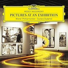 Mussorgsky / Dudamel - Pictures at An Exhibition [New CD]