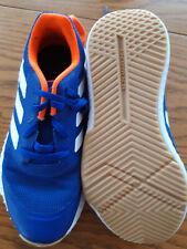 Adidas Sportschuhe Größe 34 Blau-Weiß
