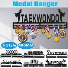 15''/400mm Stainless Steel Sport Medal Holder Hanger Display Rack Gym Swim Gift