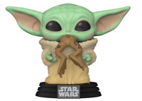 Funko POP Star Wars: Mandalorian - The Child w/frog
