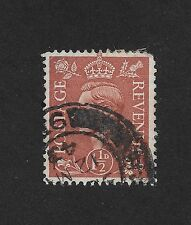 Great Britain, Postage Stamp, 1941-1948  11/2D (Z1)