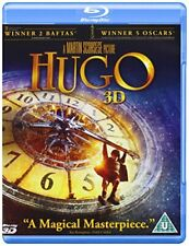 Hugo Blu-ray 3D  Blu-ray 2011
