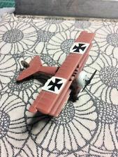 Bachmann Mini Plane ~ Red Baron ~ German Ww1 Fokker Dr 3 Htf