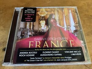 Sarah Brightman - France - 2020 Brand New & Still Sealed. RARE.
