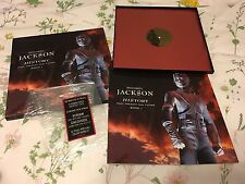 Michael Jackson History LP Rare