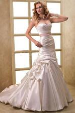 MAGGIE SOTTERO EXCLUSIVE NEW 10 FIT-FLARE IVORY BRIDAL CORSET GOWN WEDDING DRESS