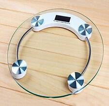 Weighing Scale Shree Villa New Electronic RoundThick Tempered Human Body New one