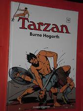 TARZAN- DI: BURNE HOGARTH-N°10- CARTONATO-SIGILLATO- PLANETA DEAGOSTINI