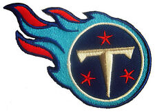 New NFL Tennessee Titans Logo Football embroidered iron on patch. (i177)