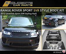 RANGE Rover Sport SVR Stile Kit Carrozzeria L494 - 2013+ Bodykit -