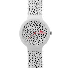 Lacoste Sports Watch Goa White Black Red New In Box Model 2020095 rrp £64.99