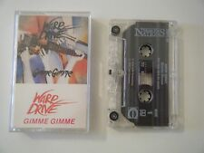 WARP DRIVE GIMME GIMME CASSETTE TAPE MUSIC FOR NATIONS UK 1989