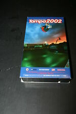 Tampa 2002 - Skatepark Of Tampa Pro Contest - VHS
