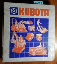 Kubota L2350 L2650 L2950 L3450 L3650 Gst Tractor Workshop Manual 97987 11220 91