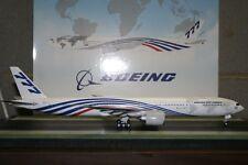 """JC Wings 1:200 Boeing Company 777-300ER N5017V """"World Tour"""" (XX2742) Model Plane"""