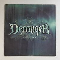 DERRINGER s/t PZ34181 Sterling LP Vinyl VG++ Cover VG+ near ++ Sleeve