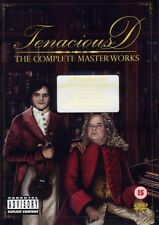 "TENACIOUS D ""THE COMPLETE MASTER WORKS"" 2 DVD NEU"