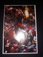 Captain Marvel #12 -dark and light key Mark Brooks Virgin Variant - Marvel hot