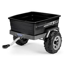 Peg Perego Adventure Trailer, Black