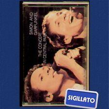 "SIMON AND GARFUNKEL "" THE CONCERT IN CENTRAL PARK "" MUSICASSETTA SIGILLATA MC K7"
