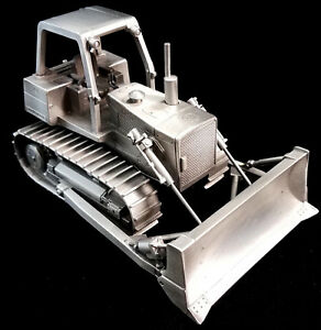 1980's John Deere 850 Bulldozer, Precision Pewter Craft- Artisans Guild, LTD.!