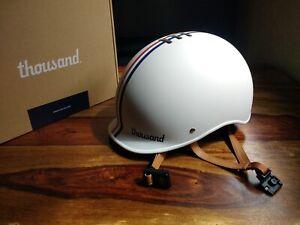 Thousand Heritage Helmet - Speedway Creme - Large (59 to 62cm)