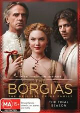 The Borgias: Season 3 = NEW DVD R4