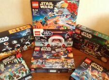 LEGO STAR WARS ADVENT CALENDARS (All 7) 2011, 2012, 2013, 2014, 2015, 2016, 2017