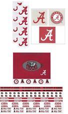 University of Alabama Crimson Tide NCAA Scrapbook Kit Paper Stickers U-CHOOSE