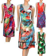 Unbranded Midi Wrap Dresses
