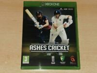 Ashes Cricket Xbox One **FREE UK POSTAGE**