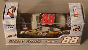 2007 Ricky Rudd Snickers Car of Tomorrow 1/64 Action NASCAR Diecast