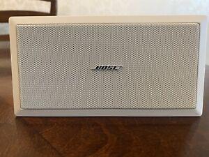 Bose ADAPTIQ In-Wall Speaker II, Single, White, No box.