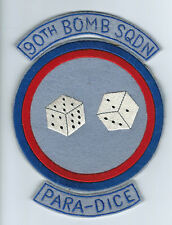 50s 90th BOMB SQUADRON, LIGHT  patch