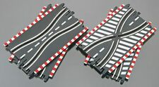 """1:43 Scale Spin Drive 7"""" Crossover & Squeeze Track Sections - Revell #RMXW6117"""
