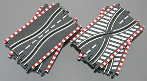 "1:43 Scale Spin Drive 7"" Crossover & Squeeze Track Sections - Revell #RMXW6117"