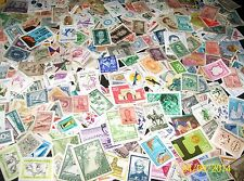 ARGENTINA - SPECTACULAR COLLECTION OF 500 DIFFERENT USED STAMPS -