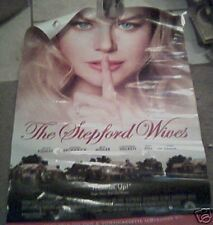 2004 Movie Poster - The Stepford Wives original