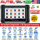 Autel MK808 OBD2 Scanner Auto Diagnostic Tool Code Reader Key Coding IMMO TPMS