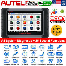 Autel MK808 OBD2 Scanner Auto Diagnostic Tool Code Reader Key Coding IMMO TPMS