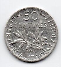 France - Frankrijk - 50 Centime 1911