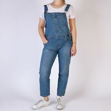 Levi's Blue Denim Women's Overall