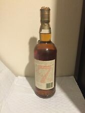 Whisky Macallan 7 yo first Edition