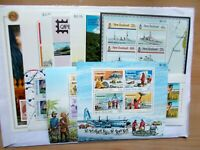 NEW ZEALAND: 1981/1985 Eleven Mint Sheets btwn MS1331/MS1450