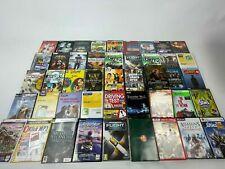 Spiele Sammlung 72 Stück deutsche französisch Software und Games - eine Kiste